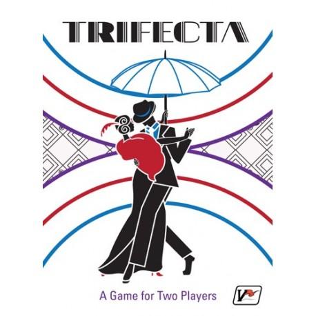 Trifecta (Inglés)