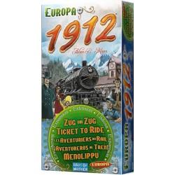 Aventureros al Tren Europa 1912