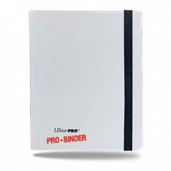 4-Pocket White PRO-Binder