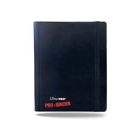 4-Pocket Black PRO-Binder
