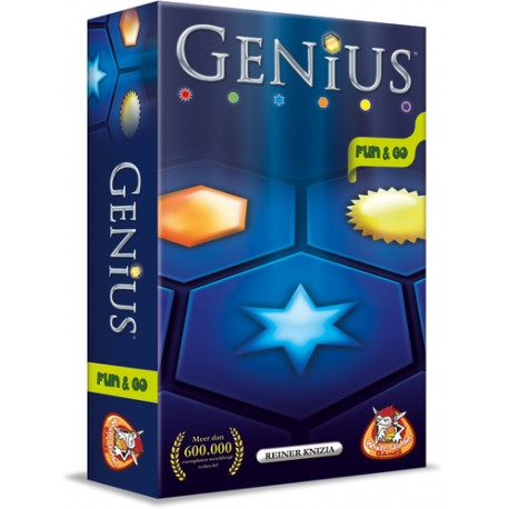 Genius Fun and Go (Holandés)