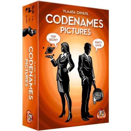 Codenames: Pictures  (Holandés)