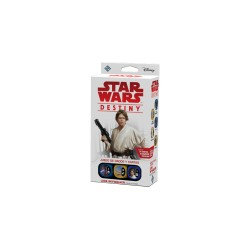 Star Wars Destiny - Caja de inicio: Luke Skywalker