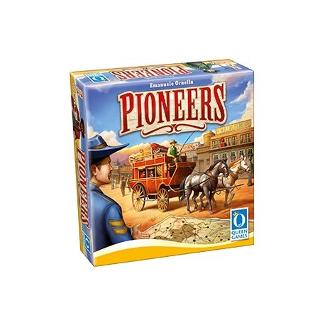 Pioneers (Inglés)