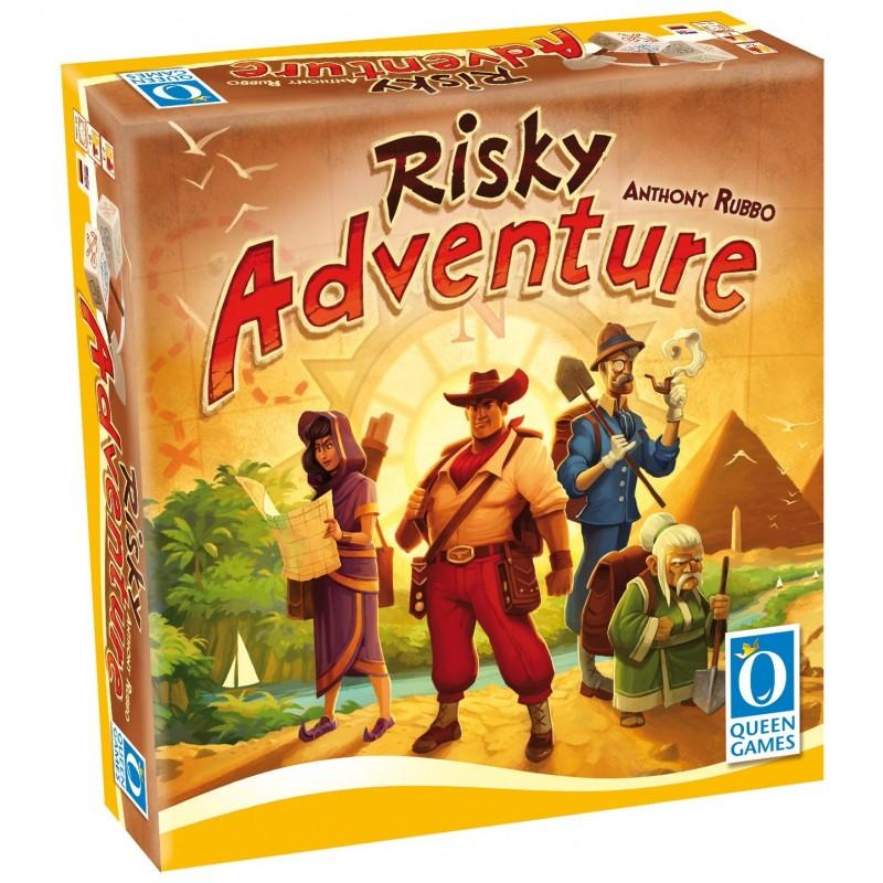 Risky Adventure (Inglés)
