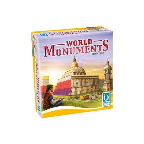 World Monuments (Inglés)