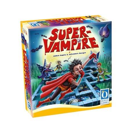 Super-Vampire (Inglés)