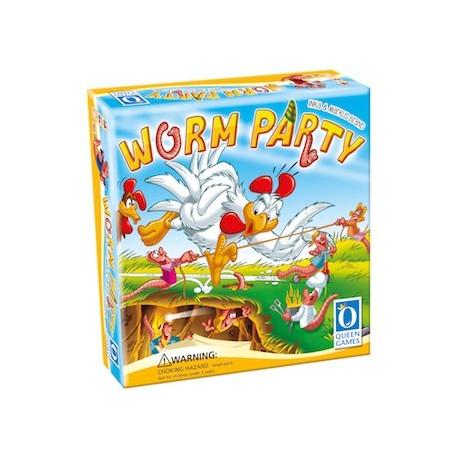 Worm Party (Inglés)
