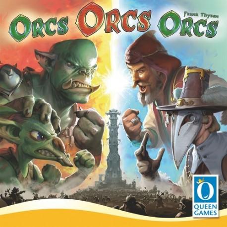 Orcs Orcs Orcs (Inglés)