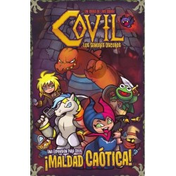 [Pre-Venta] COVIL: LOS SEÑORES  OSCUROS - MALDAD CAÓTICA