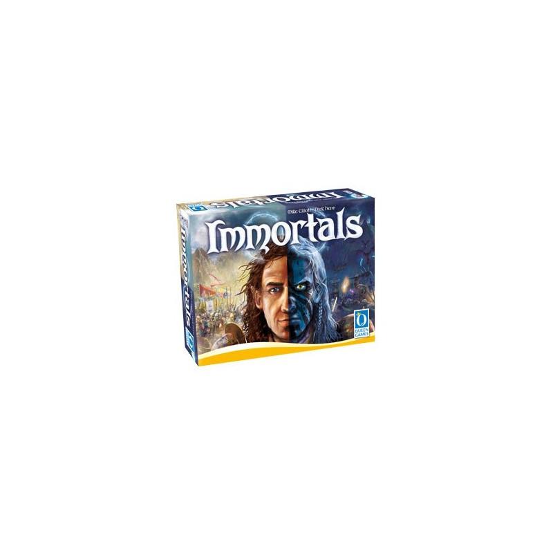 Inmortals (Inglés)