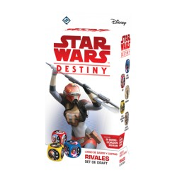Star Wars Destiny - Rivales Set de Draft