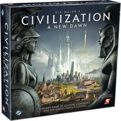 Civilization: A New Dawn (Inglés)