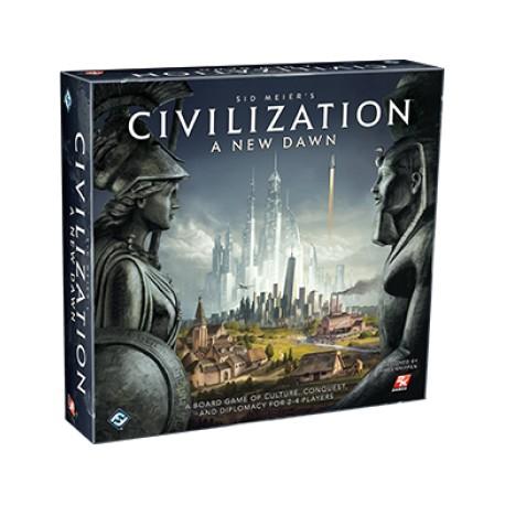 Civilization: A New Dawn (Inglés)