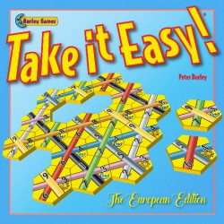 TAKE IT EASY! the european edition