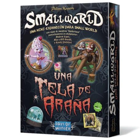 Small World - Una tela de araña