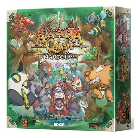 [Pre-Venta 23/02] Arcadia Quest - Mascotas