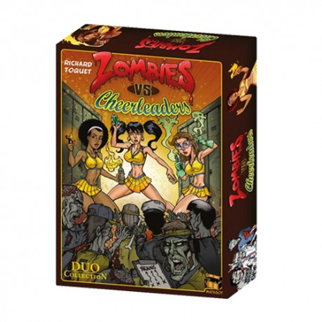 [Pre-Venta 23/02] Zombies vs. Cheerleaders