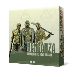 [Pre-Venta 09/02] Venganza - Expansión del Clan Rosario