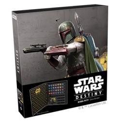 [Pre-Venta 02/02] Star Wars Destiny - Carpeta para dados Boba Fett