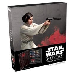 [Pre-Venta 02/02] Star Wars Destiny - Carpeta para dados Princesa Leia