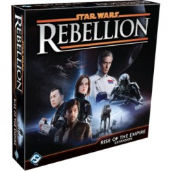 Star Wars: Rebellion - Rise of the Empire (Inglés)