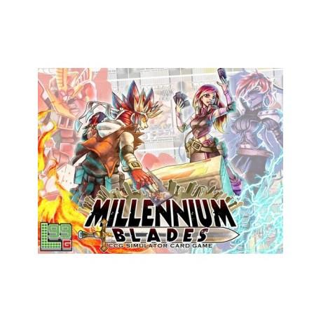 Millennium Blades (Inglés)