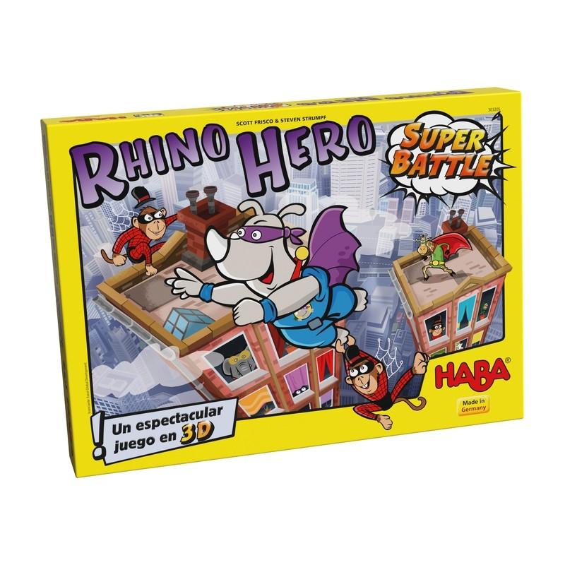 SUPER RINO SUPER BATTLE 3D