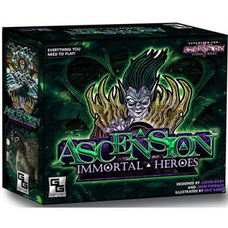 Ascension Immortal Heroes (Inglés)