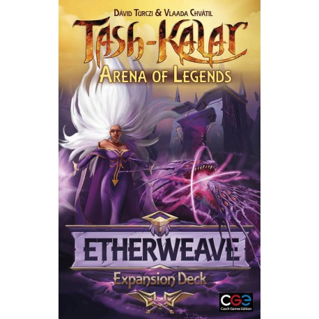 Tash-Kalar: Arena of Legends - Etherweave (Inglés)