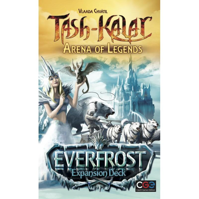 Tash-Kalar: Arena of Legends - Everfrost (Inglés)