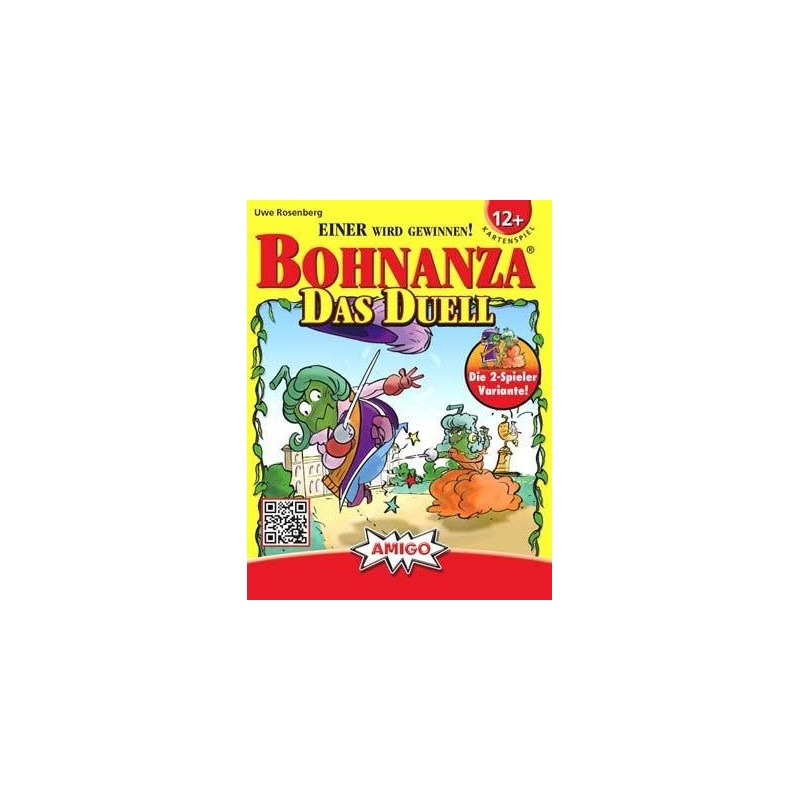Bohnanza - The Duel (Alemán)