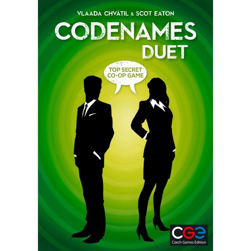 Codenames Duet (Inglés)