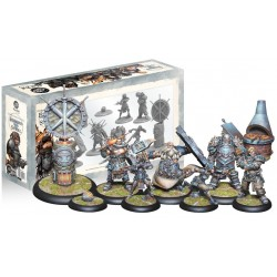 Guild Ball: The Blacksmith's Guild - Forged From Steel (Inglés)