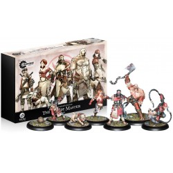 Guild Ball: The Butcher's Guild The Bloody Master (Inglés)