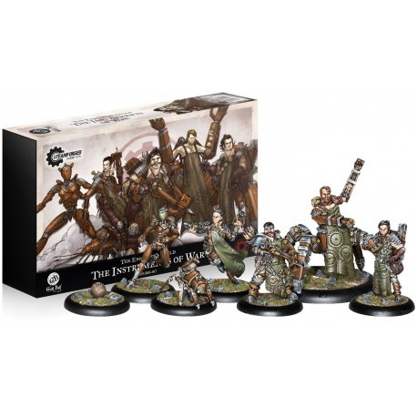 Guild Ball: The Engineer's Guild The Instruments of War (Inglés)