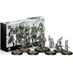 Guild Ball: The Fisherman's Guild The Changing Tide (Inglés)