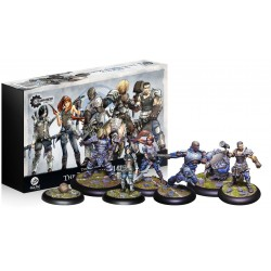 Guild Ball: The Mason's Guild: The Punishing March (Inglés)