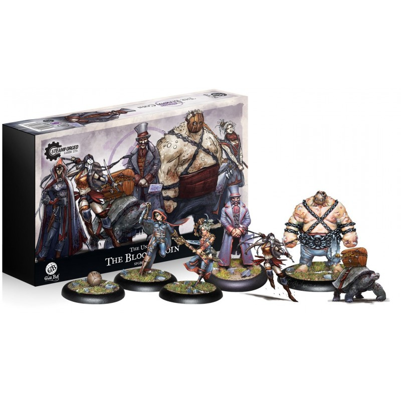 Guild Ball: The Union - The Bloody Coin (Inglés)