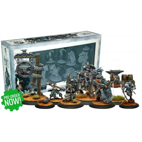 Guild Ball:  The Blacksmith's Guild: Master Crafted Arsenal (Inglés)