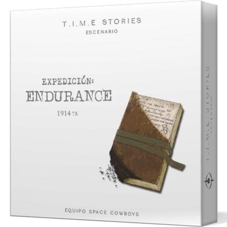 T.I.M.E. Stories: Expedición Endurance
