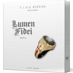 T.I.M.E. Stories Lumen Fidei