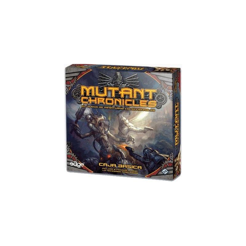 Mutant Chronicles Caja Básica