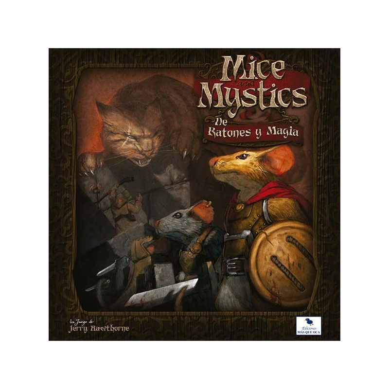 Mice and Mystics (SEGUNDA EDICIÓN)