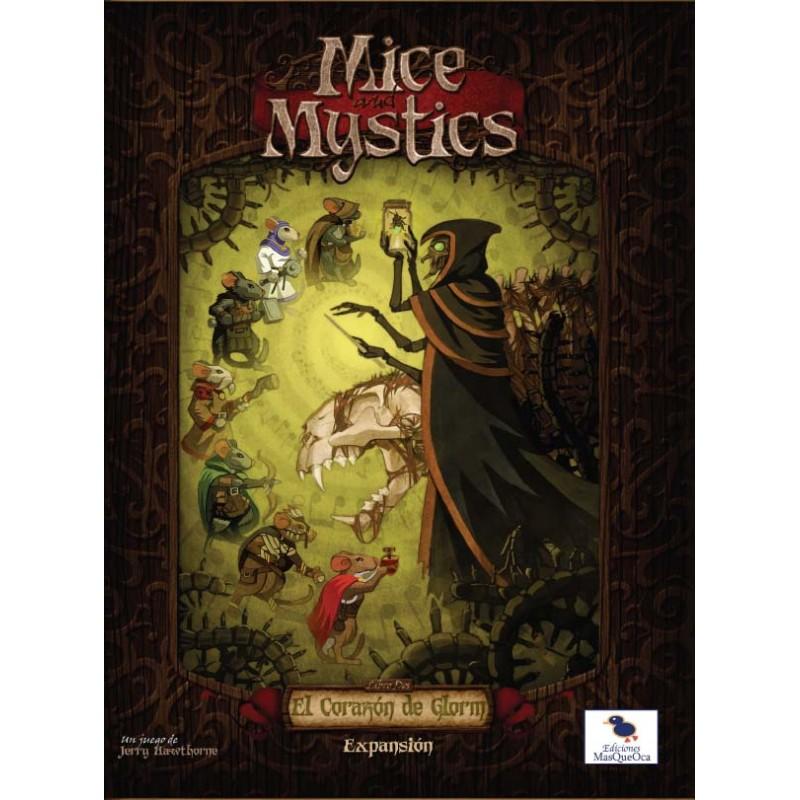 Mice and Mystics -El Corazon de Glorm