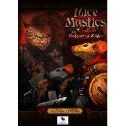 Mice and Mystics - Capítulos Perdidos