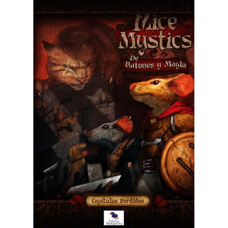 Mice and Mystics - Capítulos Perdidos