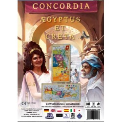Concordia Expansion Britannia y Germania