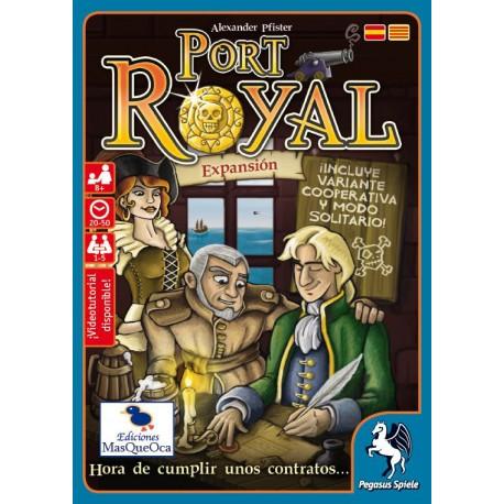 Port Royal - Hora de cumplir unos contratos