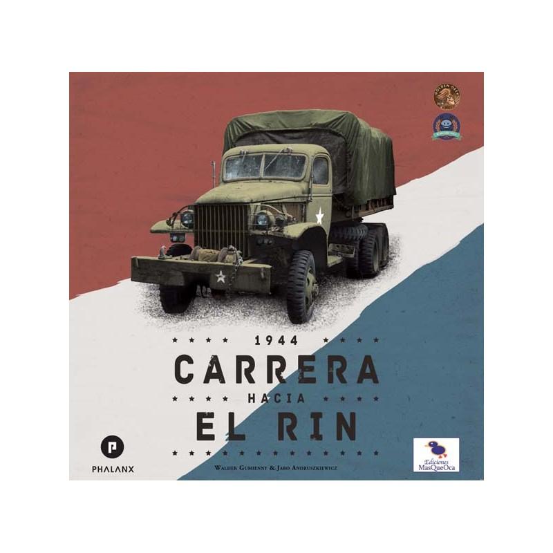 1944: Carrera hacia el Rin + Promo